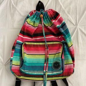 ROXY rainbow beach backpack